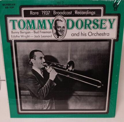 #<Artist:0x00007f65151ab6f8> - Rare 1937 Broadcast Recordings, Vol. 3