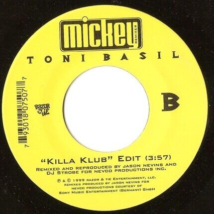 #<Artist:0x00007fd49f9f3078> - Mickey (Remixes)