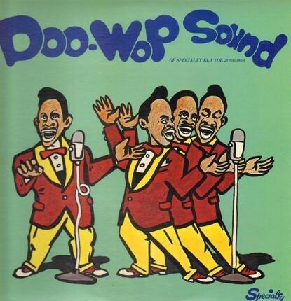 #<Artist:0x00007f21bf9f1a40> - Doo-Wop Sound Of Speciality