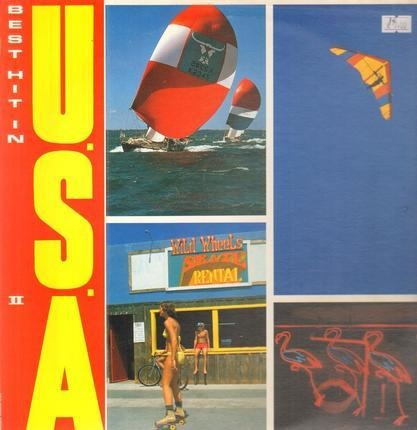 #<Artist:0x00007faffd6c1240> - Best Hit In U.S.A. II