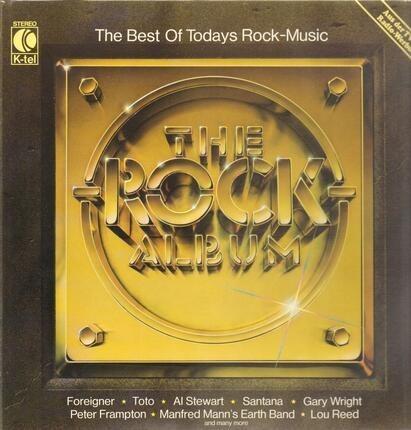 #<Artist:0x00007f6f52b53740> - The Rock Album