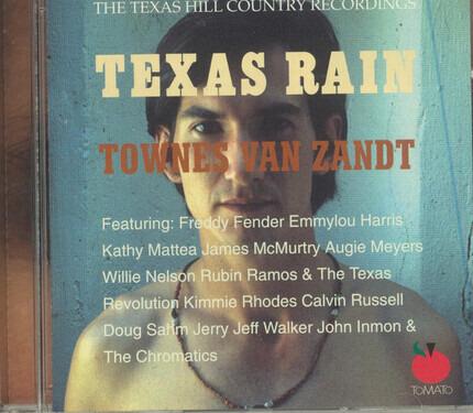 #<Artist:0x00007f1b2b1be660> - Texas Rain