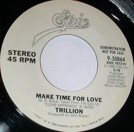 #<Artist:0x00007f65b79d6330> - Make Time For Love