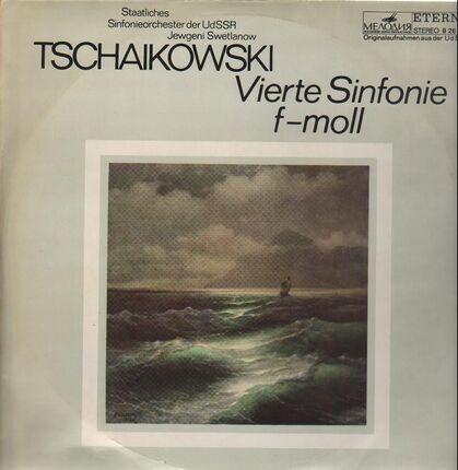 #<Artist:0x00007fadff558138> - Vierte Sinfonie f-moll, moll