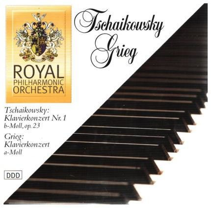 #<Artist:0x00007fcec14545b0> - Klavierkonzerte = Piano Concertos
