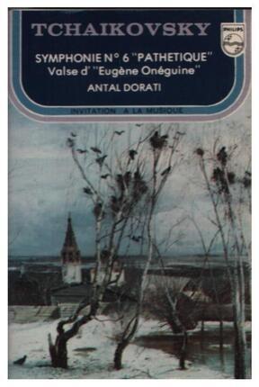 #<Artist:0x00007f4739e617e8> - Symphonie No. 6 'Pathétique' / Valse D' 'Eugène Onéguine'