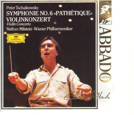 "#<Artist:0x00007fcee2c952f8> - Symphonie Nr. 6 ""Pathétique"" / Violinkonzert"