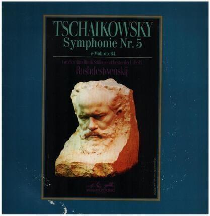 #<Artist:0x00007f60e1dbe5e0> - Symphonie Nr.5 e-moll op.64