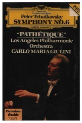 #<Artist:0x00007f43b2450ec8> - Symphony No. 6. 'Pathétique'