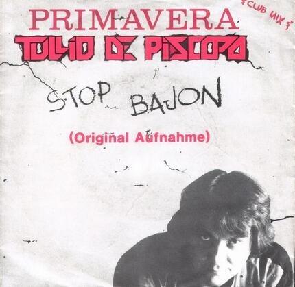 #<Artist:0x00007f3bbd77c6f8> - Stop Bajon (Primavera)