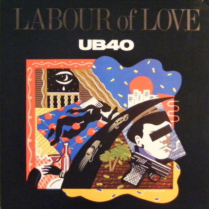 #<Artist:0x00007f412eb8e9a0> - Labour of Love