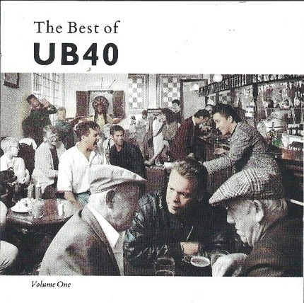 #<Artist:0x00007f410482f518> - The Best Of UB40 - Volume One
