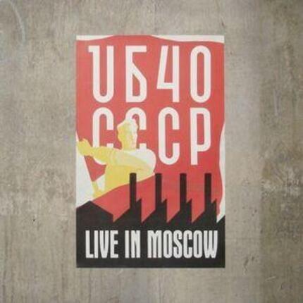 #<Artist:0x00007f5c0851bcb8> - UB40 CCCP - Live In Moscow