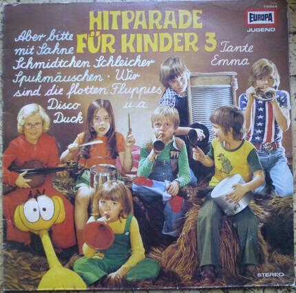 #<Artist:0x00007f5625ba4a00> - Hitparade Für Kinder 3