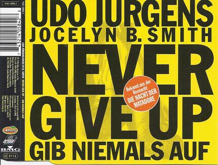 #<Artist:0x00007f530d1c9028> - Never Give Up - Gib`Niemals Auf