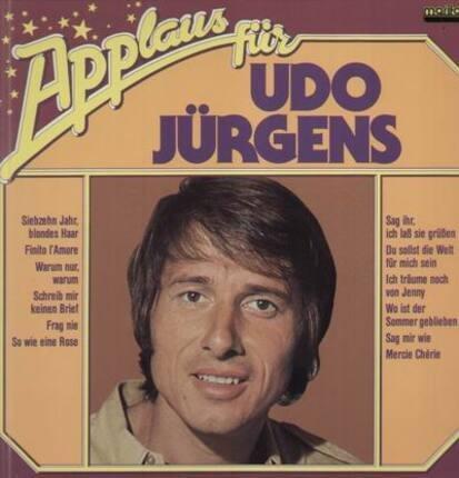 #<Artist:0x00007f9645e7c128> - Applaus für Udo Jürgens
