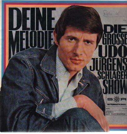 #<Artist:0x00007fd039f0b9d0> - Deine Melodie - Die Grosse Udo Jürgens Schlager-Show