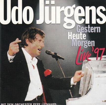 #<Artist:0x00007ff9a28aa8d8> - Gestern, Heute, Morgen Live'97