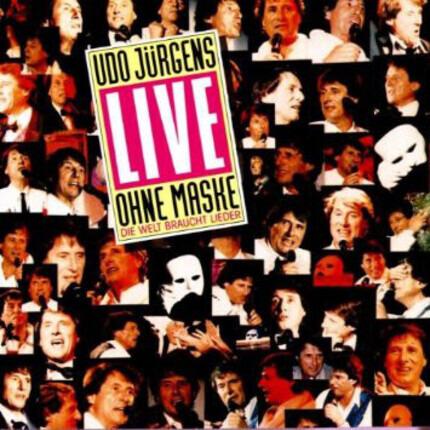 #<Artist:0x00007f49a98b0cc8> - Live Ohne Maske - Die Welt Braucht Lieder