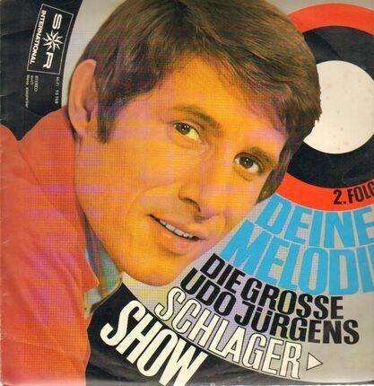 #<Artist:0x00007f1a530caea8> - Deine Melodie 2. Folge - Die Große Udo Jürgens Schlager Show