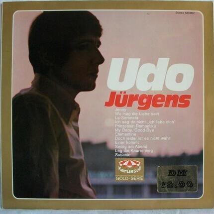 #<Artist:0x00007f630544e660> - Udo Jürgens - Seine Ersten Erfolge
