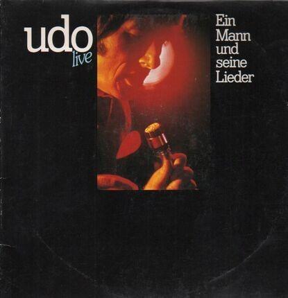 #<Artist:0x00007fdde82f9a40> - Udo Live - Ein Mann und seine Lieder