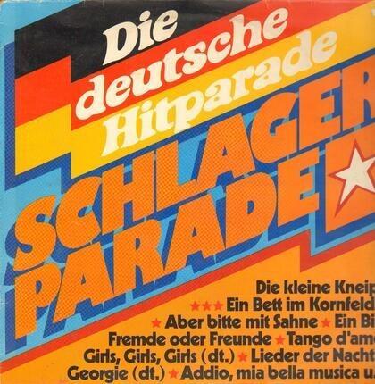 #<Artist:0x00007f103b0d3c78> - Deutsche Hitparade