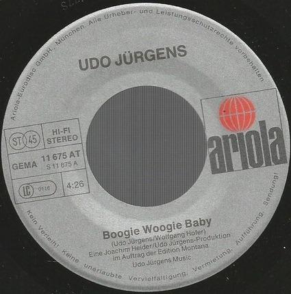 #<Artist:0x00007f6304559218> - Boogie Woogie Baby