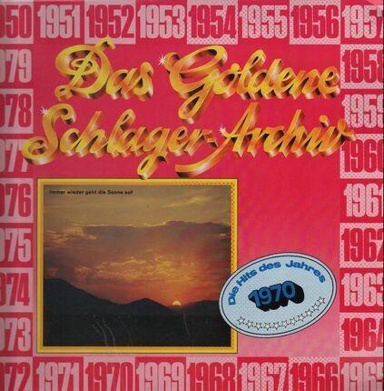 #<Artist:0x00007f359f7033d0> - Die Hits des Jahres 1970
