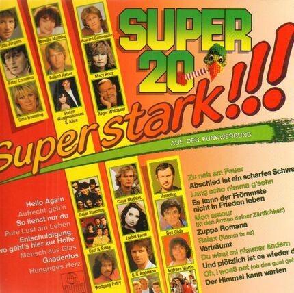#<Artist:0x00007f19410445c8> - Super 20 - Super Stark