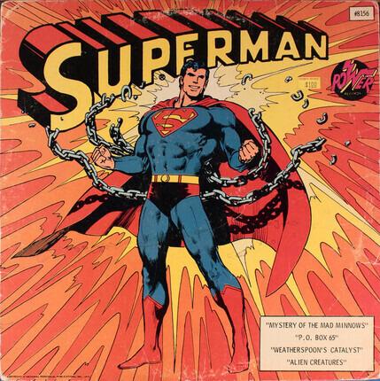 #<Artist:0x00007f60c0e0ce50> - Superman