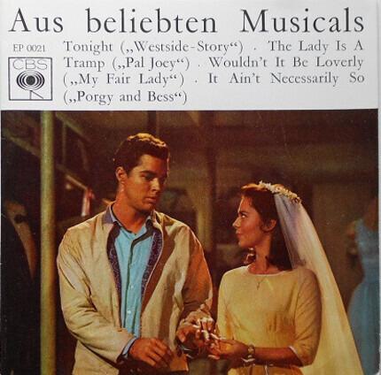 #<Artist:0x000000000656d668> - Aus Beliebten Musicals