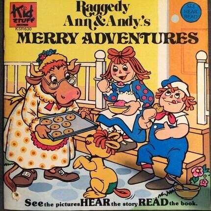 #<Artist:0x000000000716fda8> - Raggedy Ann & Andy's Merry Adventures