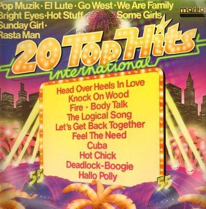 #<Artist:0x00007f60e1362d80> - 20 Top Hits International