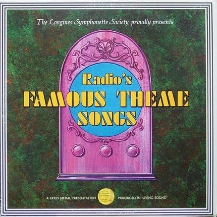 #<Artist:0x00007fd468476ac8> - Radio's Famous Theme Songs