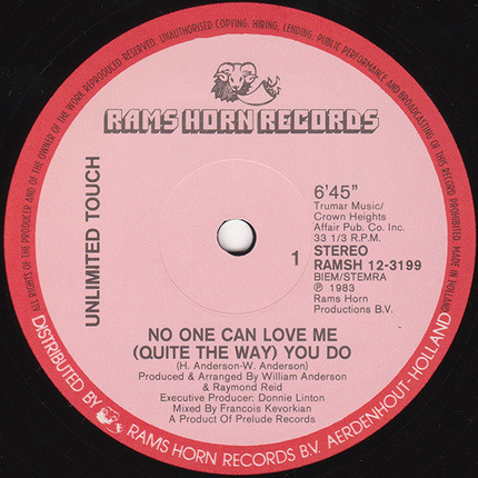 #<Artist:0x00007f516047a4b0> - No One Can Love Me (Quite The Way) You Do