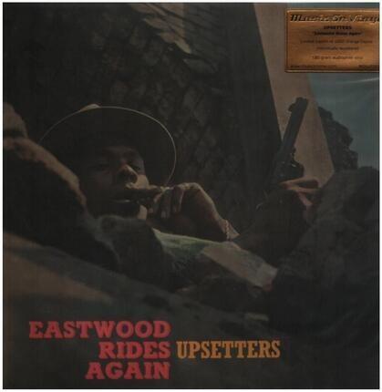 #<Artist:0x00007f2391e5d560> - Eastwood Rides Again