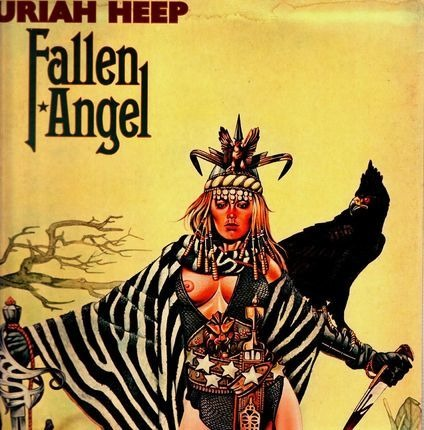#<Artist:0x00007f37b153e9c8> - Fallen Angel