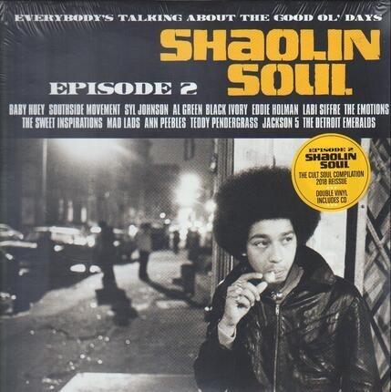 #<Artist:0x00007f412c702f50> - Shaolin Soul Episode 2