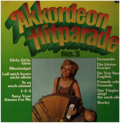 #<Artist:0x00007fbd8e9fc0d8> - Akkordeon Hitparade No. 3