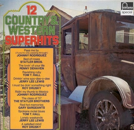 #<Artist:0x00007f4106a1d468> - 12 Country & Western Superhits
