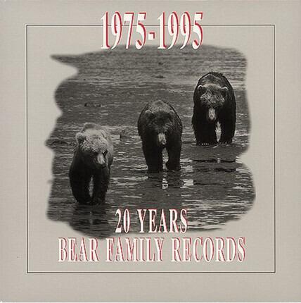 #<Artist:0x00000000074fc8e0> - 1975-1995-20 Years Bear Family Records