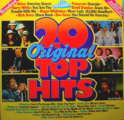 #<Artist:0x0000000006a54eb0> - 20 Original Top Hits