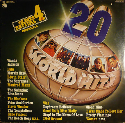 #<Artist:0x00007f8e16864330> - 20 World Hits - Oldies Revival Vol. 4
