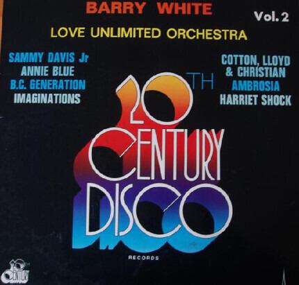 #<Artist:0x00007f30e532a678> - 20th Century Disco Volume 2
