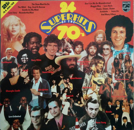 #<Artist:0x00007fdc7d1cb310> - 24 Superhits Of The 70's
