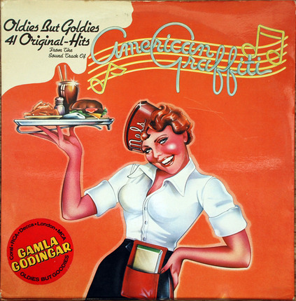 #<Artist:0x00007fdc7d54fe00> - 41 Original Hits From The Sound Track Of American Graffiti