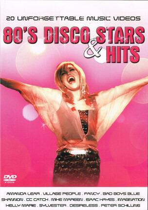 #<Artist:0x00007f412f4b1488> - 80's Disco Stars & Hits