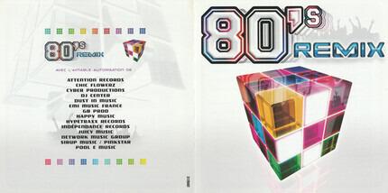 #<Artist:0x00007fb51397c528> - 80's Remix