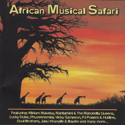 #<Artist:0x00007f0cef3eeda8> - African Musical Safari